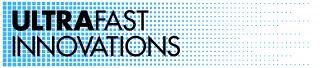 Logo von UltraFast Innovations GmbH