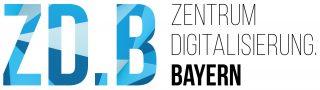 Logo von Zentrum Digitalisierung.Bayern (Geschäftsstelle)