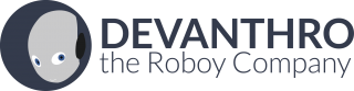 Logo von Devanthro GmbH – the Roboy Company
